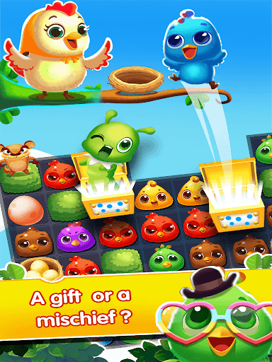 Chicken Splash 2 - Collect Eggs & Feed Babies apktram screenshots 14