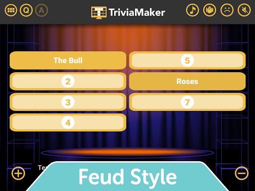 TriviaMaker - Quiz Creator, Game Show Trivia Maker 6.1.3 screenshots 11