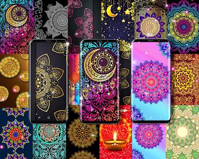 Mandala live wallpaper 18.6 screenshots 1