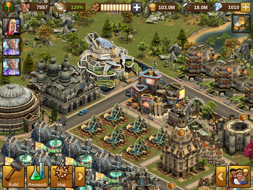 Forge of Empires: Build your City goodtube screenshots 24