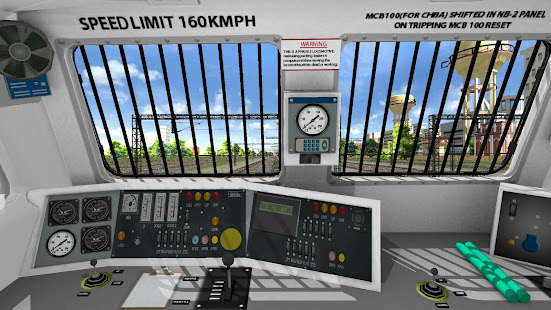 Indian Train Simulator 2018 - Free 1.16 Screenshots 6