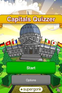 Capitals Quizzer