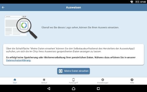 AusweisApp2 1.22.2 Screenshots 11