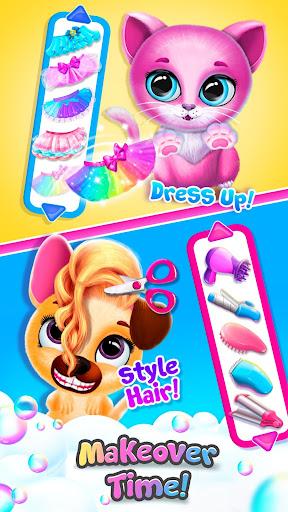 Kiki & Fifi Bubble Party - Fun with Virtual Pets  Screenshots 7