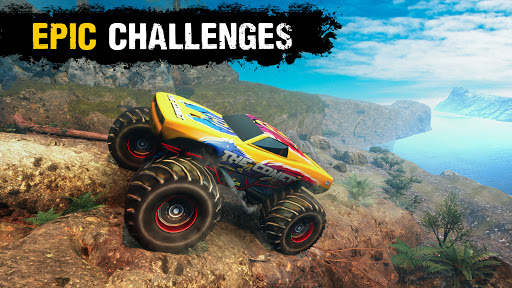 Mountain Climb Stunt: Off Road Car Racing Games 1.1.22 screenshots 3