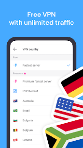 Aloha Browser Turbo – private browser   free VPN Apk 2