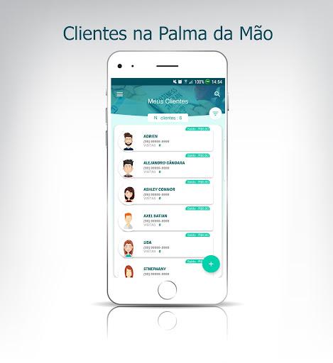 Agenda Cliente  screenshots 2