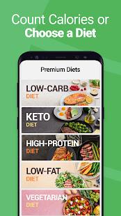 Calorie Counter - MyNetDiary, Food Diary Tracker 7.7.5 Screenshots 4