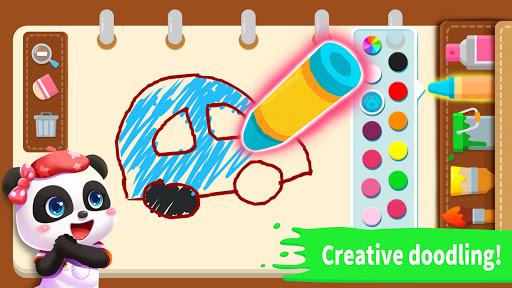 Baby Panda's Coloring Pages screenshots 2
