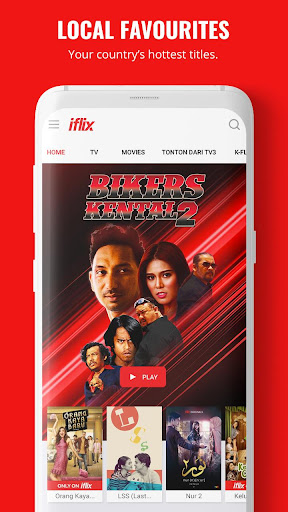 iflix - Movies & TV Series  screenshots 2