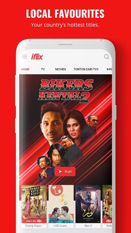 iflix - Movies & TV Series poster 1