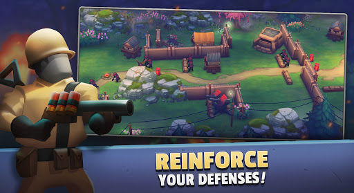GUNS UP! Mobile Varies with device screenshots 3
