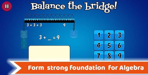 Math Balance : Learning Games For Kids Grade 1 - 5  screenshots 3