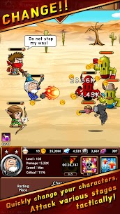 Hero C Mod Apk: Legend of Heroes (Unlimited Gold/Diamonds) 3