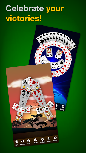 Solitaire u2013 Classic Free Card Game  screenshots 9