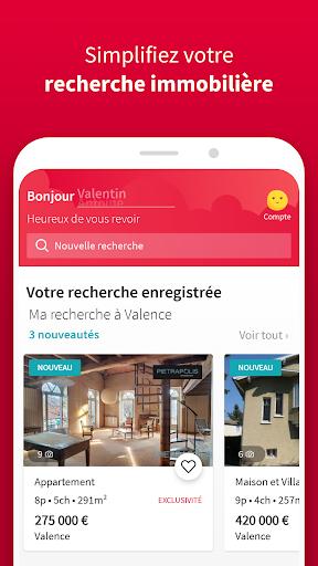SeLoger - achat, vente et location immobilier apktram screenshots 1