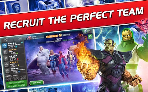 Marvel Contest of Champions MOD (unlimited Units) 1