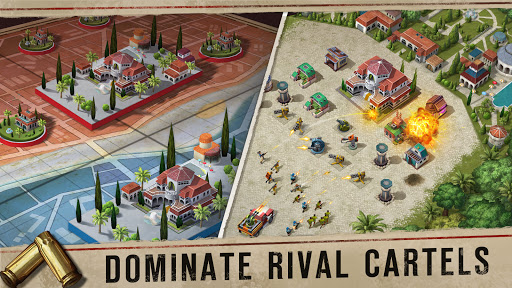 Narcos: Cartel Wars. Build an Empire with Strategy  screenshots 11