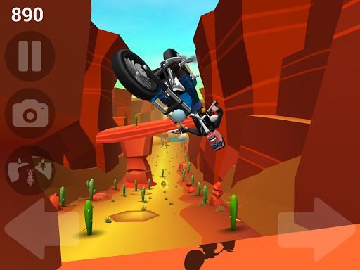 Faily Rider apktram screenshots 13