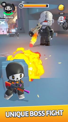 Agent Bone  screenshots 4