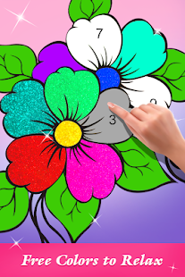 Easy Coloring Paint By Number - Art Work Draw Book