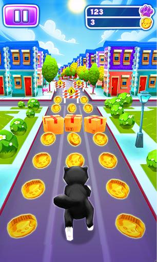 Cat Run Simulator - Kitty Cat Run Game  screenshots 9