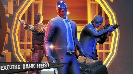 City Gangster Bank Robbery 2020 screenshot 1
