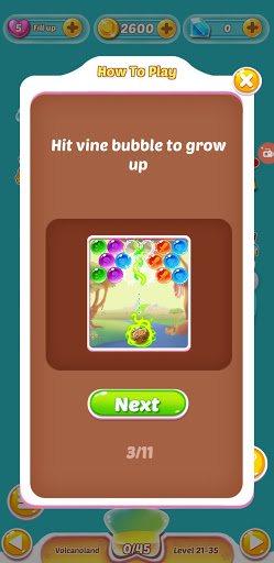Balloon Fly Bubble Pop apkslow screenshots 12