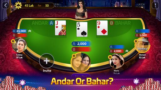 Taash Gold - Teen Patti Rung 3 Patti Poker Game 2.0.20 screenshots 23