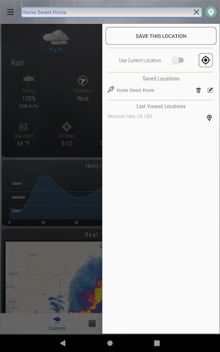Hyperlocal Weather (Dark Sky Powered by) & Radar screenshots 10