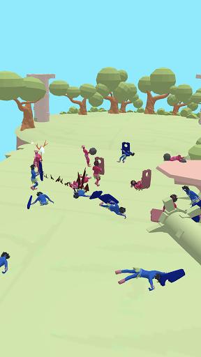 Draw Legion 3D: Epic War Simulator  screenshots 3