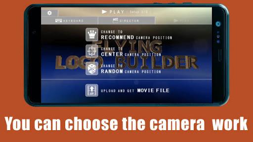 FLYING LOGO BUILDER - 3d Intro Movie Maker  Paidproapk.com 5