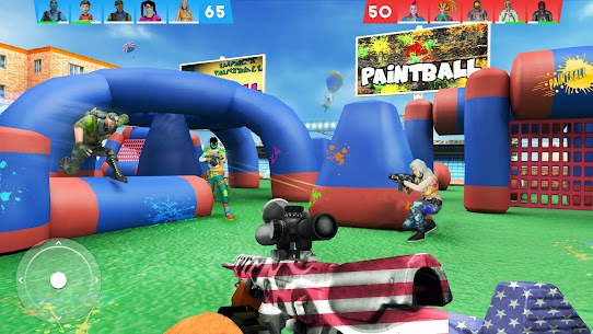 Paintball Shooting Games 3D 1