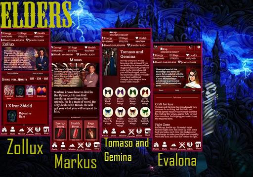 Vampire Dynasty 8.5.0 screenshots 13