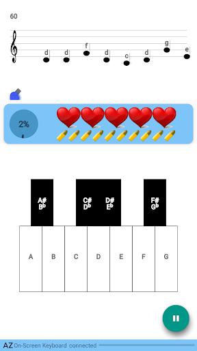 Note Invaders 1.4 screenshots 1