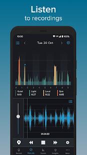 SnoreLab : Записывайте свой храп 2.15.3 APK + Мод (Unlimited money) за Android