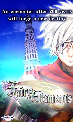 RPG Fairy Elements apktreat screenshots 1
