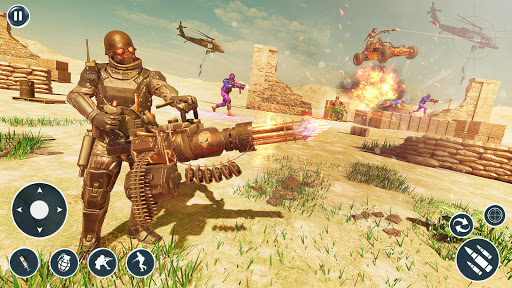 IGI Cover Fire Gun Strike: FPS Shooting Game Apkfinish screenshots 6