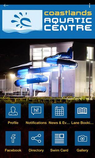 coastlands aquatic centre screenshot 1