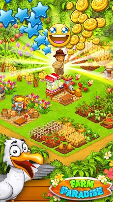 パラダイス・ファーム / 幸運の島.ファームパラダイス:女の子と子供のための楽しい島のゲームのおすすめ画像3