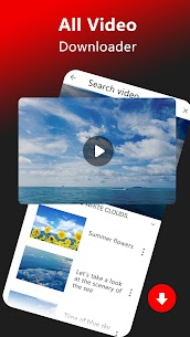 Tube Video Downloader  Video to audio converter Apk Download 2021 4