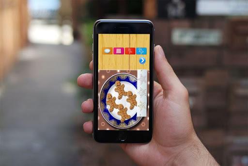 cookie maker simulation game screenshot 2