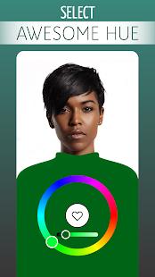 Dressika: fitting room & seasonal color analysis