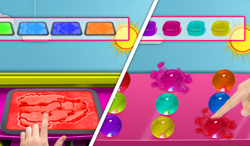 DIY Makeup Slime Maker! Super Slime Simulations 2.1 screenshots 11