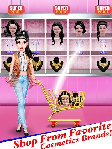 Superstar Fashion Stylist Dress up - Girl Game 1.0.8 screenshots 22