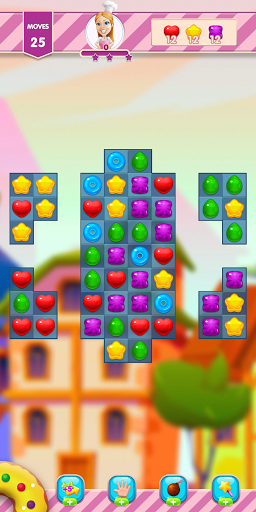 Sweet Jelly Crush Match 3 screenshot 8