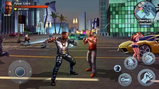 Baixar Auto Theft Gangsters MOD APK 1.19 (Moedas infinitas, sempre crítico, habilidades sem esfriar) 2