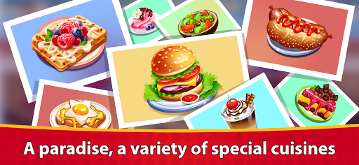 Cooking Marina - fast restaurant cooking games android2mod screenshots 11