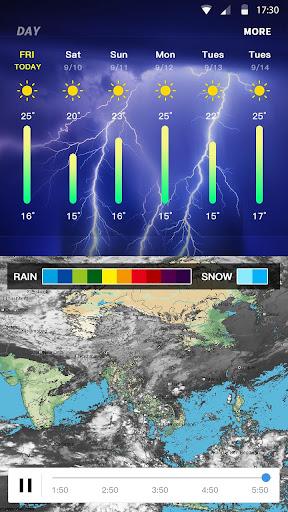 Weather Forecast 2.06 Screenshots 3