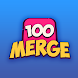 100 Merge - Number Puzzle - Androidアプリ
